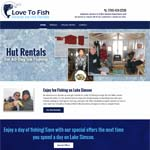 Love To Fish Simcoe Hut Rentals
